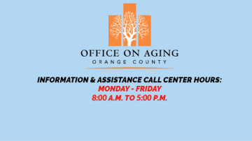Information & Assistance Call Center Hours